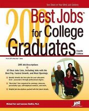 200 Best Jobs for College Graduates, Shatkin, Laurence, Farr, Michael, Good Cond