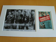 Bill Owen Carry On Genuine signed authentic autograph - UACC / AFTAL