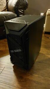 ASUS GT301 TUF GAMING Black Desktop RGB Desktop Computer Case with 650w PSU