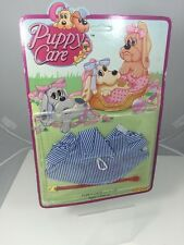 Vintage Hornby Puppy Care Outfit Nightshirt And Cap T191