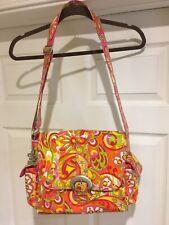 Kalencom Laminated Buckle Diaper Bag Multicolored