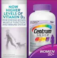 Centrum® Silver® Women 50  , 250 Tablets -NEW-