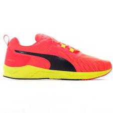 Scarpe sportive leggeri rosso in gomma