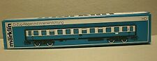 Vintage Marklin 4052 HO Express Coach With Interior Fittings In Original Box