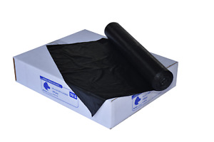 Heavy duty garbage bags, bin liners, plastic bags