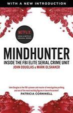 Mindhunter by John Douglas and Mark Olshaker Paperback NEW Book