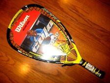 "Wilson nCode Cujo Racquetball Racquet - Brand New - 3 7/8"""