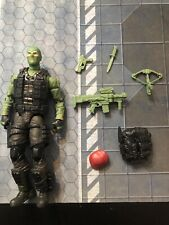 G.I. Joe Classified Cobra Island Target Beachhead Loose Complete