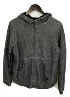 Adidas Women's Sport 2 Street Full Zip Raglan Sleeve Hoodie Size Medium Casual .