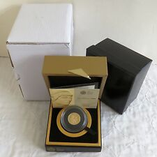 London 2012 OLIMPIADI Altius SERIE APOLLO trimestre ONCIA ORO PROOF £ 25-COMPLETO