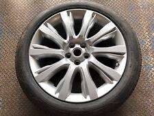 "Range Rover 21"" Alloy Wheel And Tyre | Genuine Land Rover 21"" Wheel LR037746"