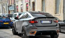 BMW X6 E71 Heckspoiler für Kofferraum Spoiler X6 M Optik Tuning