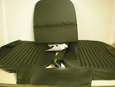 Triumph STAG ** RH FRONT SEAT COVER KIT ** BLACK VINYL MK2 STAG