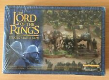 GW Lord of the Rings Hobbit Middle Earth Mordor War Catapult Troll SEALED