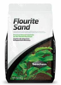 Seachem Flourite SAND 3.5kg Planted Aquarium Fish Tnk Substrate Shrimp Aquascape