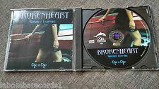 CD BROKENHEART - GONZALO LEDESMA - OJO X OJO - RARE - OX RECORDS