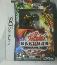 Bakugan: Defenders of the Core -- Limited Edition (Nintendo DS, 2010)