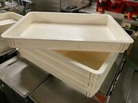 871-002 and 871-003 Dolly For Pizza Dough Boxes 871-001