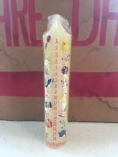 Vintage Lillian Vernon Birthday Candle Marks Baby 1 Year To 18 Years Old
