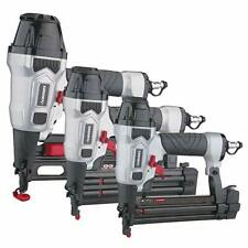 Husky 3pc Pneumatic Finish Nailer Kit
