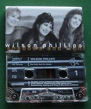 Wilson Phillips Shadows And Light inc Goodbye Carmen + Cassette Tape - TESTED