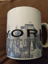 starbucks new york city mug 2002