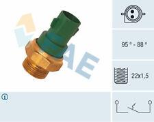 Thermocontact pour ventilateur FAE 37240 pour MONDEO, FIESTA CAMIONNETTE, SIERRA
