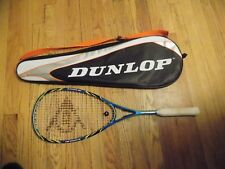 Dunlop G-Force 50 Squash Racket With Cover