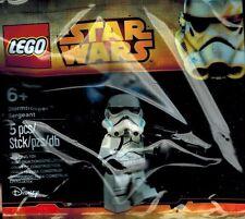 LEGO Star Wars Stormtrooper SERGENTE 5002938 POLYBAG NUOVO con confezione