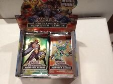 Yu-Gi-Oh BATTLE PACK 3 MONSTER LEAGUE Sealed Booster Pack