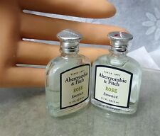 Abercrombie & Fitch ROSE ESSENCE Perfume d Fragrance Purse Size Miniature s