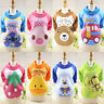 Small Puppy Pet Dog Cat Clothes Hoodie Winter Warm Sweater Coat Costume Apparel