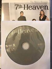 7th Heaven - Season 9, Disc 3 REPLACEMENT DISC (not full season)