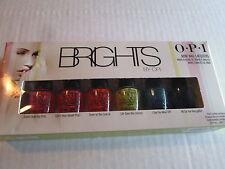 Opi Bright 6-pc Summer Mini Nail Polish Set ~Hotter Pink