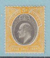 SOUTHERN NIGERIA 29 MINT  HINGED  OG *  NO FAULTS EXTRA FINE