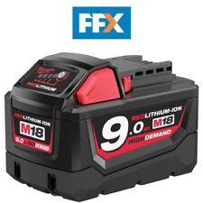 Baterías y cargadores Milwaukee de iones de litio (li-ion) 18V para herramientas eléctricas de bricolaje