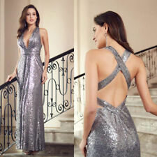 Ever-Pretty Sleeveless Dresses for Women with Sequins