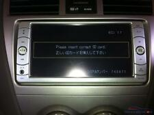 Toyota Radio Nsdn-w59 Map Software Fix Please insert correct map Sd Card Ec 17 8