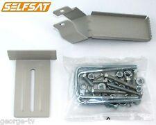 Fensterhalterung für Selfsat Antenne H30D, H30D2, H30D4 Original Flachantenne
