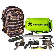 Kilimanjaro durante a noite Pack, Caminhadas, Pesca, Camping, Viagens - 240085