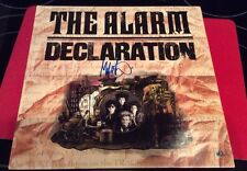 The Alarm Mike Peters Hand Signed Album W/ PAAS COA Indie Alternative Punk