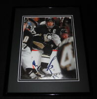 Sidney Crosby 2013 Framed 11x14 Photo Display Penguins