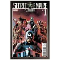 Secret Empire: United #1 Cover 2 in NM minus condition. Marvel comics [*9r]