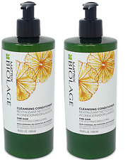 "Matrix Biolage Cleansing Conditioner for Fine Hair,16.9 oz - ""PACK OF 2"""