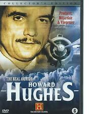 DVD the real aviator HOWARD HUGHES - HISTORY CHANNEL - ENGLISH / NL R2 europe