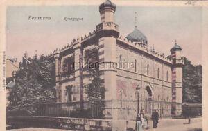 * JUDAICA - Besancon, France - Synagogue