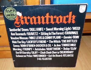 "Frumpy, Cravinkel, Odin, u.a. - ""Krautrock"" (DLP, 1975)"