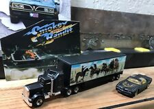 Smokey And The Bandit Custom Truck Trailer +Trans Am Similar Retro Kenworth 🇺🇸