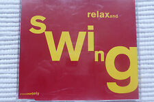 Swing Out Sister Relax With Promo CD