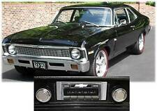 USA-630 II* 300 watt 1968-1976 Chevy Nova AM FM Stereo Radio iPod USB Aux inputs